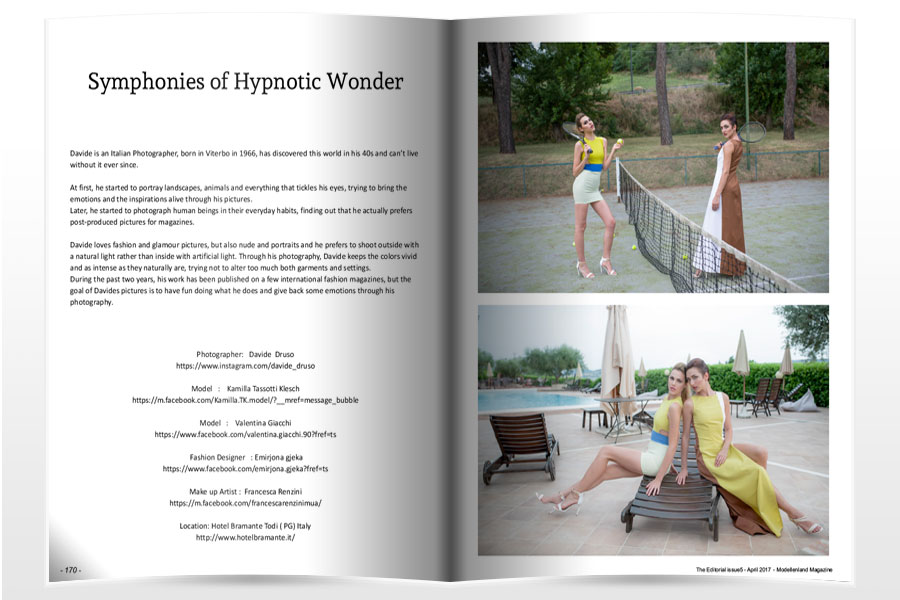 Symphonies Of Hypnotic Wonder - Editoriale -